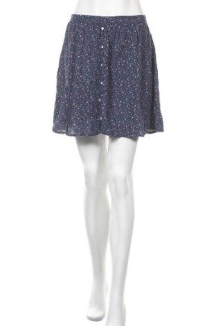 Φούστα Abercrombie & Fitch, Μέγεθος L, Χρώμα Πολύχρωμο, Βισκόζη, Τιμή 24,68€