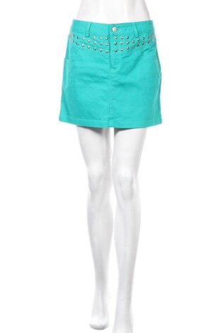 Пола Body Flirt, Размер S, Цвят Зелен, 98% памук, 2% еластан, Цена 18,90лв.