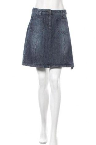 Φούστα Boysen's, Μέγεθος M, Χρώμα Μπλέ, 98% βαμβάκι, 2% ελαστάνη, Τιμή 4,09€
