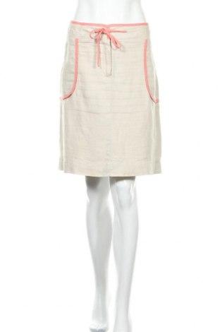 Φούστα Caroll, Μέγεθος XL, Χρώμα  Μπέζ, Λινό, Τιμή 23,38€