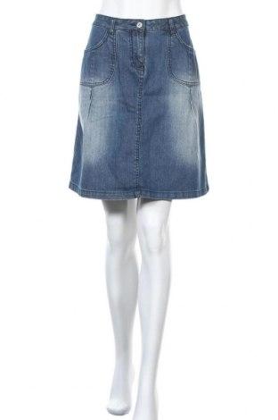 Пола Cheer, Размер M, Цвят Син, 98% памук, 2% еластан, Цена 20,95лв.