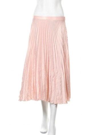 Пола DKNY, Размер M, Цвят Розов, Ацетат, Цена 41,06лв.