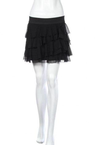 Пола De.corp By Esprit, Размер XS, Цвят Черен, Полиестер, Цена 6,04лв.