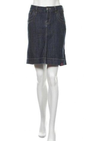 Пола Edc By Esprit, Размер M, Цвят Син, 99% памук, 1% еластан, Цена 19,50лв.