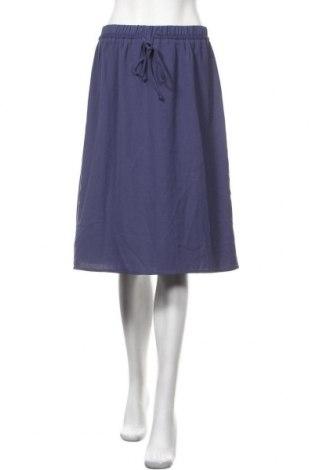 Φούστα Faded Glory, Μέγεθος M, Χρώμα Μπλέ, Πολυεστέρας, Τιμή 8,87€