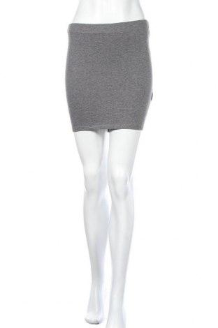 Пола Fb Sister, Размер M, Цвят Сив, 95% памук, 5% еластан, Цена 3,00лв.