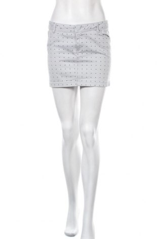 Пола H&M Divided, Размер S, Цвят Сив, 97% памук, 3% еластан, Цена 12,50лв.