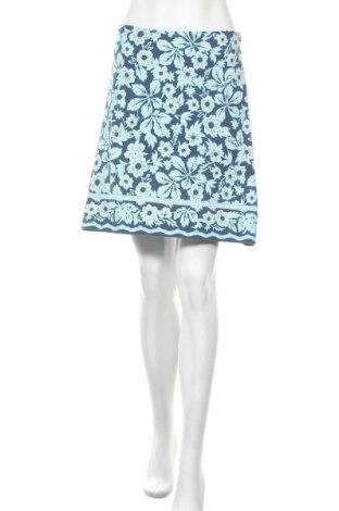 Φούστα J.Jill, Μέγεθος S, Χρώμα Μπλέ, 60% βαμβάκι, 40% μοντάλ, Τιμή 9,26€
