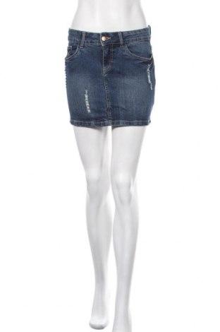 Пола Jacqueline De Yong, Размер S, Цвят Син, 98% памук, 2% еластан, Цена 5,51лв.