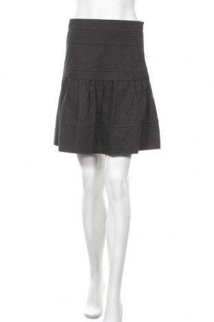 Φούστα Kookai, Μέγεθος XS, Χρώμα Μαύρο, 97% βαμβάκι, 3% ελαστάνη, Τιμή 9,35€