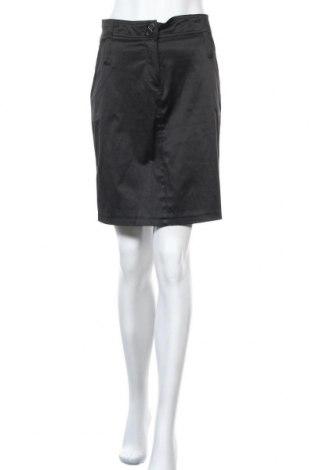Φούστα Lulumary, Μέγεθος M, Χρώμα Μαύρο, 55% πολυεστέρας, 41% βαμβάκι, 4% ελαστάνη, Τιμή 7,60€