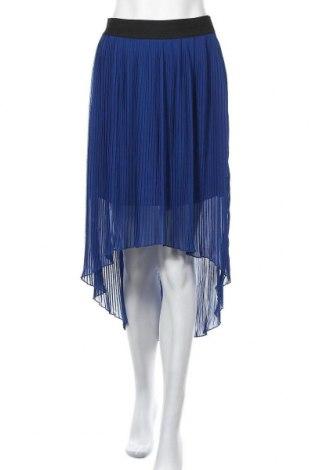 Φούστα Motivi, Μέγεθος S, Χρώμα Μπλέ, Πολυεστέρας, Τιμή 15,07€