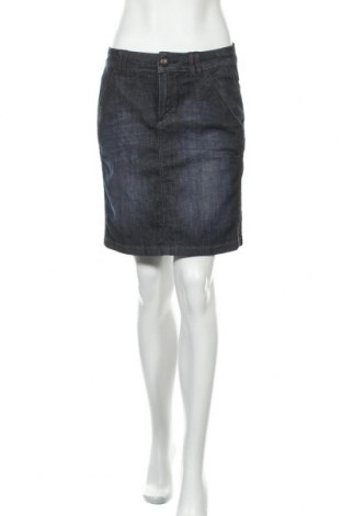 Пола Opus, Размер M, Цвят Син, 98% памук, 2% еластан, Цена 5,96лв.