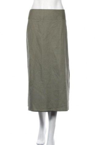 Пола Peter Hahn, Размер XXL, Цвят Зелен, 55% лен, 45% памук, Цена 97,76лв.