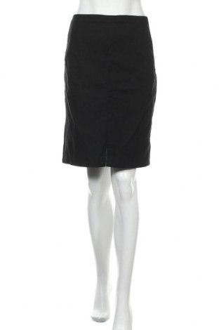 Пола S.Oliver, Размер XL, Цвят Черен, 98% памук, 2% еластан, Цена 9,45лв.