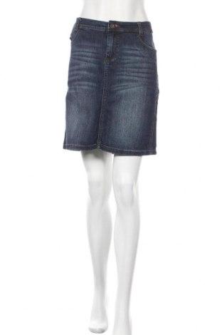 Пола S.Oliver, Размер L, Цвят Син, 98% памук, 2% еластан, Цена 18,75лв.