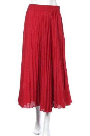 Φούστα Sandro Ferrone, Μέγεθος M, Χρώμα Κόκκινο, Πολυεστέρας, Τιμή 61,47€