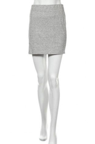 Пола Selected Femme, Размер L, Цвят Сив, 72% памук, 18% полиестер, 10% еластан, Цена 18,00лв.