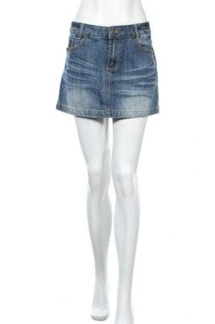 Φούστα Sublevel, Μέγεθος L, Χρώμα Μπλέ, Βαμβάκι, Τιμή 5,71€
