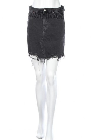 Пола Tally Weijl, Размер S, Цвят Сив, 64% памук, 33% полиестер, 3% вискоза, Цена 25,94лв.
