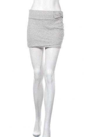 Φούστα Terranova, Μέγεθος S, Χρώμα Γκρί, 92% βαμβάκι, 8% ελαστάνη, Τιμή 7,79€