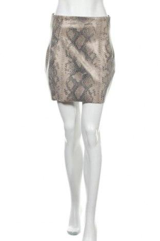 Φούστα Zara, Μέγεθος S, Χρώμα  Μπέζ, 94% πολυεστέρας, 6% ελαστάνη, Τιμή 25,98€