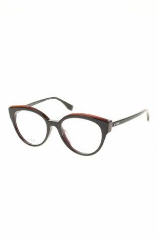 Рамки за очила Fendi, Цвят Черен, Цена 159,50лв.