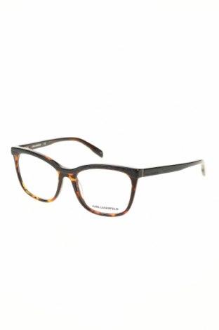 Рамки за очила Karl Lagerfeld, Цвят Кафяв, Цена 139,50лв.