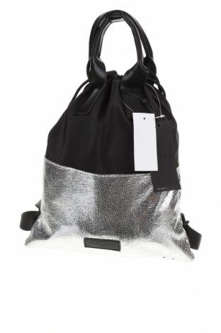 Раница Kendall & Kylie, Цвят Черен, Текстил, Цена 67,73лв.