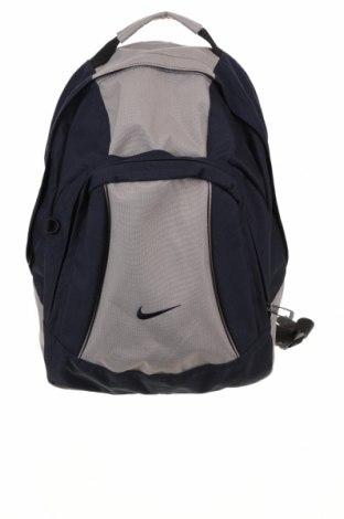 Раница Nike, Цвят Сив, Текстил, Цена 33,60лв.