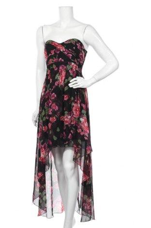 Φόρεμα Ax Paris, Μέγεθος M, Χρώμα Πολύχρωμο, Πολυεστέρας, Τιμή 7,15€