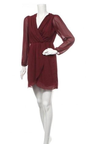 Φόρεμα Ax Paris, Μέγεθος M, Χρώμα Κόκκινο, Πολυεστέρας, Τιμή 16,01€