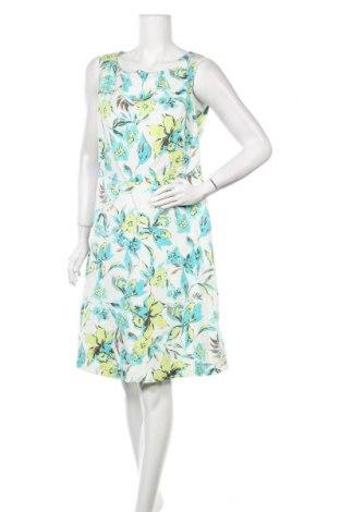 Φόρεμα Charles Vogele, Μέγεθος XL, Χρώμα Πολύχρωμο, 98% βαμβάκι, 2% ελαστάνη, Τιμή 15,46€