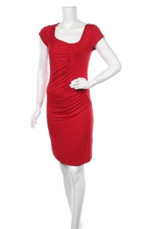 Φόρεμα Conbipel, Μέγεθος M, Χρώμα Κόκκινο, 95% βισκόζη, 5% ελαστάνη, Τιμή 14,55€