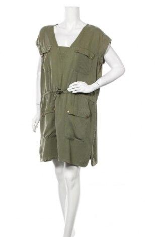 Φόρεμα Cubus, Μέγεθος XL, Χρώμα Πράσινο, Lyocell, Τιμή 16,89€