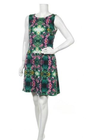 Рокля Cynthia Rowley, Размер L, Цвят Многоцветен, 97% полиестер, 3% еластан, Цена 31,85лв.