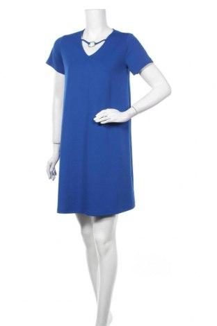 Φόρεμα Defacto, Μέγεθος M, Χρώμα Μπλέ, 94% πολυεστέρας, 6% ελαστάνη, Τιμή 13,51€