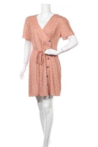 Φόρεμα Dotti, Μέγεθος XL, Χρώμα Ρόζ , 70% βισκόζη, 30% λινό, Τιμή 7,28€