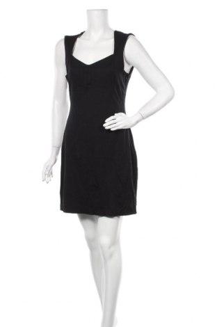 Φόρεμα Express, Μέγεθος M, Χρώμα Μαύρο, 65% βισκόζη, 30% πολυαμίδη, 5% ελαστάνη, Τιμή 16,01€
