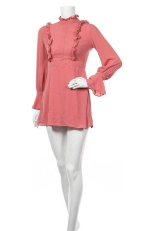 Рокля Glamorous, Размер M, Цвят Розов, Полиестер, Цена 42,16лв.