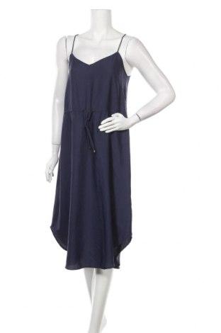 Φόρεμα Holly & Whyte By Lindex, Μέγεθος M, Χρώμα Μπλέ, Πολυεστέρας, Τιμή 13,80€