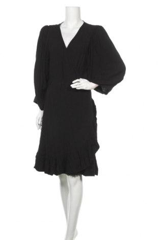 Φόρεμα Just Female, Μέγεθος XL, Χρώμα Μαύρο, Βισκόζη, Τιμή 40,46€