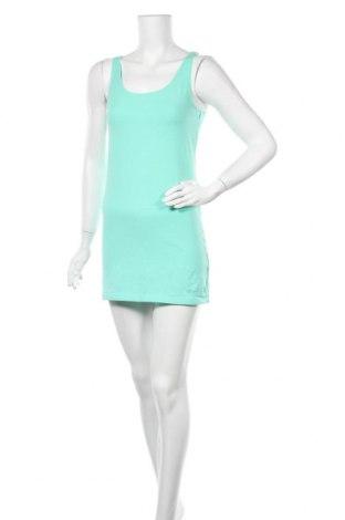 Φόρεμα Kenny S., Μέγεθος S, Χρώμα Μπλέ, 94% βαμβάκι, 6% ελαστάνη, Τιμή 6,24€