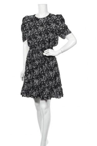 Φόρεμα Kenzo, Μέγεθος M, Χρώμα Μαύρο, 72% βισκόζη, 28% μετάξι, Τιμή 88,85€