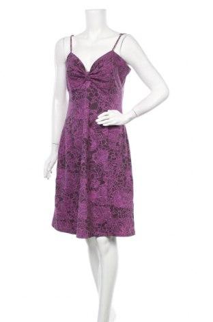 Φόρεμα Laura Scott, Μέγεθος L, Χρώμα Βιολετί, 95% βαμβάκι, 5% ελαστάνη, Τιμή 11,82€