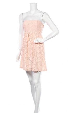 Φόρεμα Madonna, Μέγεθος M, Χρώμα Ρόζ , 40% βισκόζη, 5% ελαστάνη, 55% πολυεστέρας, Τιμή 13,45€