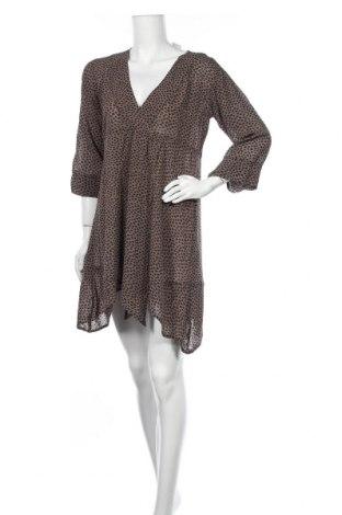 Φόρεμα Masai, Μέγεθος L, Χρώμα Γκρί, Βισκόζη, Τιμή 15,07€