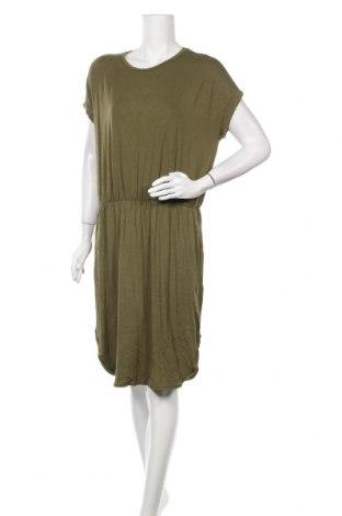 Φόρεμα Mbym, Μέγεθος XL, Χρώμα Πράσινο, 95% βισκόζη, 5% ελαστάνη, Τιμή 15,20€