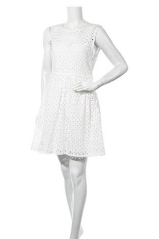 Φόρεμα Motivi, Μέγεθος L, Χρώμα Λευκό, Βαμβάκι, Τιμή 15,46€
