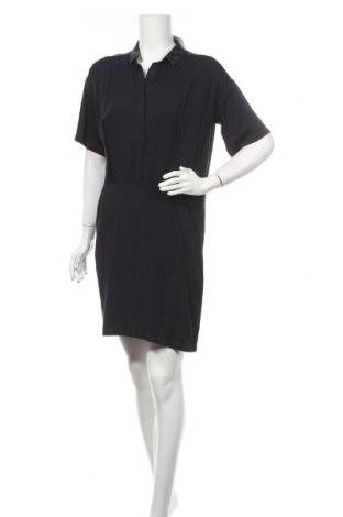 Φόρεμα Numph, Μέγεθος S, Χρώμα Μπλέ, Βισκόζη, μετάξι, Τιμή 15,78€